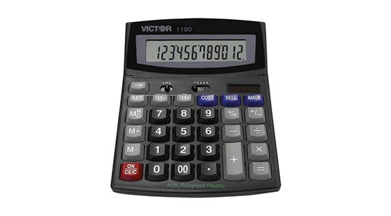 Calculatrices de bureau