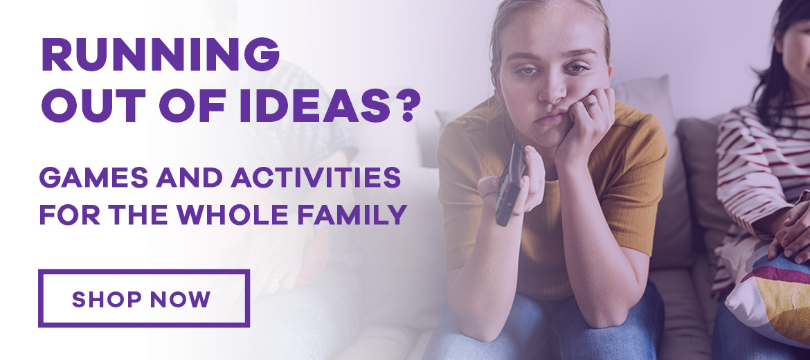 Games and Activities for the whole family