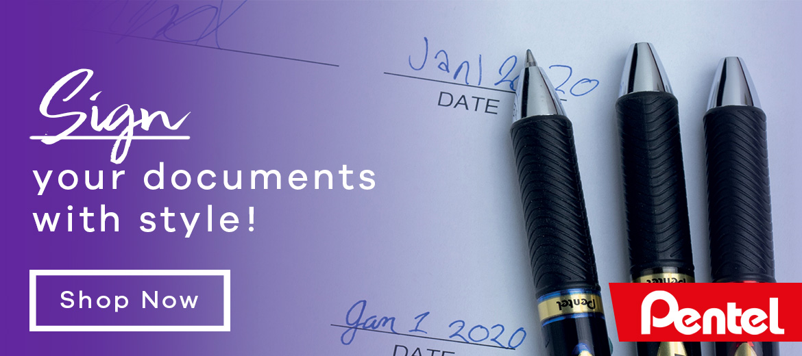Sign your document with style!